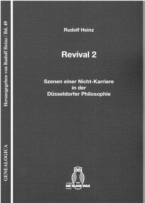Revival 2 von Heinz,  Rudolf