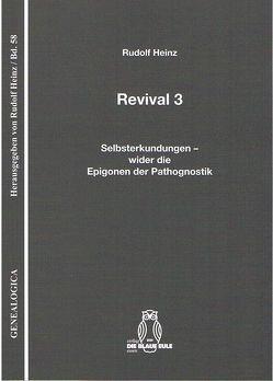 Revival 3 von Heinz,  Rudolf