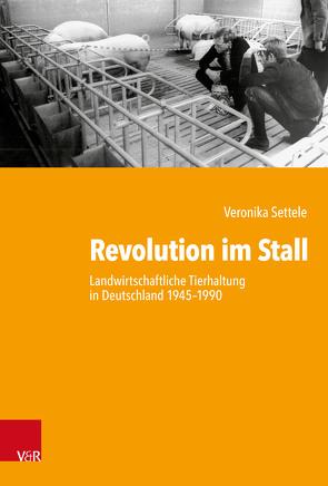 Revolution im Stall von Settele,  Veronika