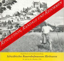 Revolution, Randale und Reformen von Hoffmann,  Helga, Kettemann,  Otto, Kutter,  Tanja, Simnacher,  Georg