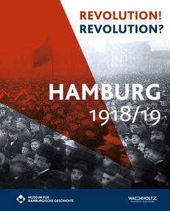 Revolution! Revolution? Hamburg 1918/19 von Czech,  Hans-Jörg, Matthes,  Olaf, Pelc,  Ortwin