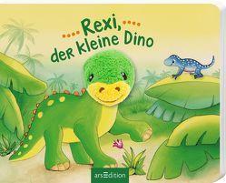 Rexi, der kleine Dino von Gruber,  Denitza