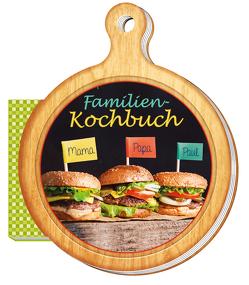 "Rezeptbrettchen ""Familien – Kochbuch"""