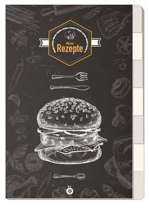 Rezeptbuch Burger