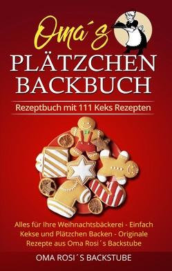 Rezeptbuch mit 111 Keks Rezepten