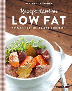 Rezeptklassiker Low Fat von Snowdon,  Bettina
