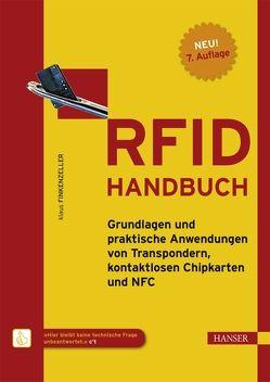 RFID-Handbuch von Finkenzeller,  Klaus