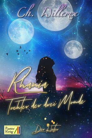 Rhania – Tochter der drei Monde von Willemse,  Christina