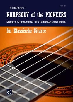 Rhapsody of the Pioneers von Ahrens,  Heinz