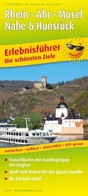 Rhein – Ahr – Mosel, Nahe & Hunsrück