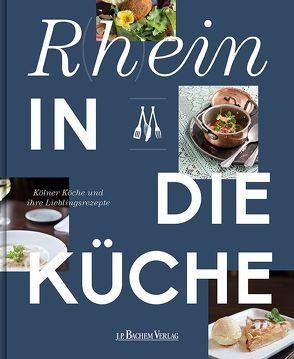 R(h)ein in die Küche von Brandau-Herzet,  Susanne, Braun,  Jennifer