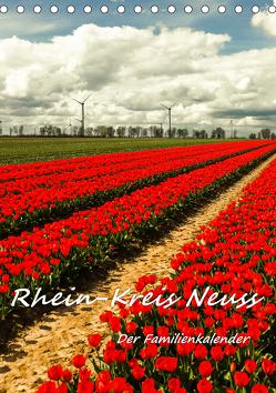 Rhein-Kreis Neuss – Der Familienkalender (Tischkalender 2020 DIN A5 hoch) von Hackstein,  Bettina