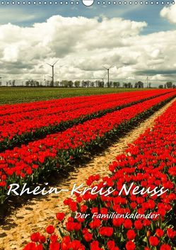 Rhein-Kreis Neuss – Der Familienkalender (Wandkalender 2019 DIN A3 hoch) von Hackstein,  Bettina