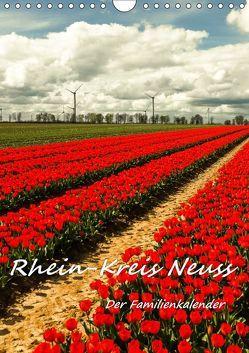 Rhein-Kreis Neuss – Der Familienkalender (Wandkalender 2019 DIN A4 hoch) von Hackstein,  Bettina