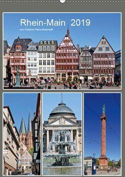 Rhein-Main 2019 vom Taxifahrer Petrus Bodenstaff (Wandkalender 2019 DIN A2 hoch) von Bodenstaff,  Petrus