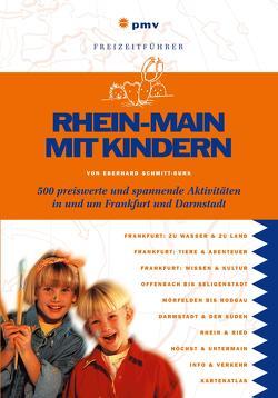 Rhein-Main mit Kindern von Schmitt-Burk,  Eberhard