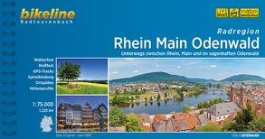 Rhein Main Odenwald von Esterbauer Verlag