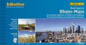 Rhein-Main Radregion von Esterbauer Verlag
