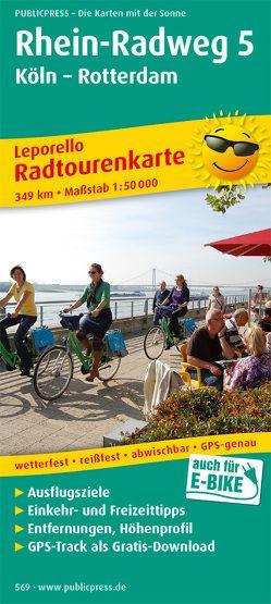 Rhein-Radweg 5, Köln – Rotterdam
