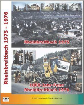 Rheinbreitbach 1975 – 1000-Jahr-Feier Rheinbreitbach 1976 von Federhen,  Ansgar
