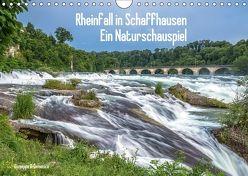 Rheinfall in Schaffhausen – Ein Naturschauspiel (Wandkalender 2018 DIN A4 quer) von Di Domenico,  Giuseppe