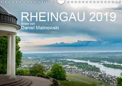 Rheingau 2019 (Wandkalender 2019 DIN A4 quer) von Malinowski,  Daniel