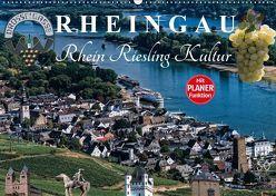 Rheingau – Rhein Riesling Kultur (Wandkalender 2018 DIN A2 quer) von Meyer,  Dieter