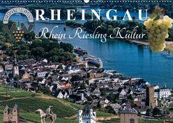 Rheingau – Rhein Riesling Kultur (Wandkalender 2019 DIN A2 quer) von Meyer,  Dieter