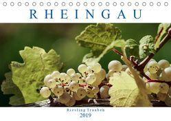 Rheingau – Riesling Trauben (Tischkalender 2019 DIN A5 quer) von Meyer,  Dieter