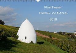 Rheinhessen – Erlebnis und Genuss (Wandkalender 2018 DIN A3 quer) von Koerke,  Jutta