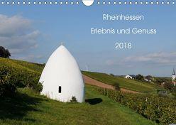 Rheinhessen – Erlebnis und Genuss (Wandkalender 2018 DIN A4 quer) von Koerke,  Jutta