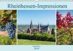 Rheinhessen-Impressionen (Wandkalender 2019 DIN A3 quer)