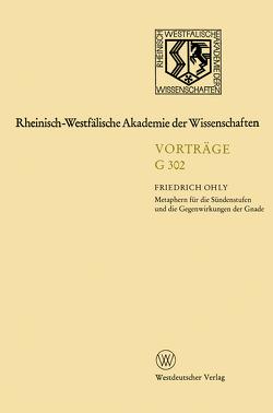 Rheinisch-Westfälische Akademie der Wissenschaften von Ohly,  Friedrich