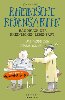 Rheinische Redensarten von Manhold,  Jörg
