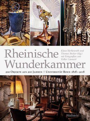Rheinische Wunderkammer von Becker,  Thomas, Herkenrath,  Klaus, Lannert,  Volker
