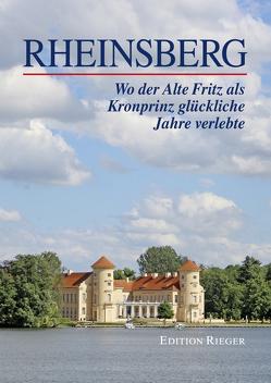 RHEINSBERG von Rieger,  Günter