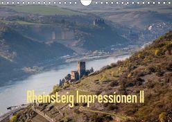 Rheinsteig Impressionen II (Wandkalender 2018 DIN A4 quer) von Hess,  Erhard