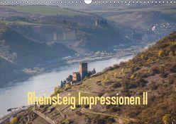 Rheinsteig Impressionen II (Wandkalender 2019 DIN A3 quer) von Hess,  Erhard