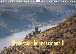 Rheinsteig Impressionen II (Wandkalender 2019 DIN A4 quer) von Hess,  Erhard