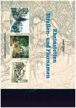 Rheinstetten Straßen- und Flurnamen von Spörl,  Josef