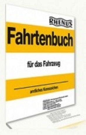 Rhenus Fahrtenbuch
