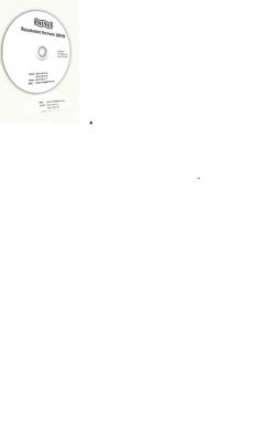 Rhenus Reisekosten CD 2019