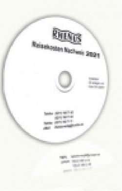 Rhenus Reisekosten CD 2021