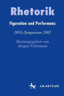 Rhetorik von Detering,  Heinrich, Fohrmann,  Jürgen