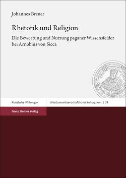 Rhetorik und Religion von Breuer,  Johannes
