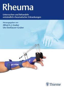 Rheuma von Donhauser-Gruber,  Ute, Gruber,  Alfred A.J.