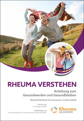 Rheuma verstehen von Eberhard,  Michaela, Gassmann,  Eva, Gerhold,  Ursula