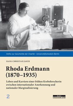 Rhoda Erdmann (1870–1935) von Jasch,  Hans-Christian