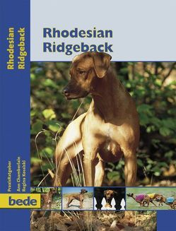 Rhodesian Ridgeback von Chamberlain,  Ann, Kossiski,  Regina