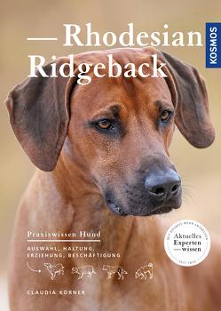 Rhodesian Ridgeback von Körner,  Claudia